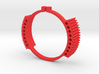 Follow Focus Ring Gear (Canon Kit Lens) 3d printed