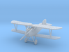 "Albatros (Oeffag) D.III ""No Cowling"" 1:144th Scale 3d printed"
