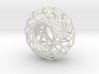 Spirograph Tire 3d printed