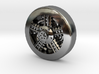 Aviation Button - Radial Engine 3d printed