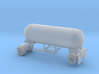 N scale 1/160 LPG Pup single-axle, trailer 15 3d printed