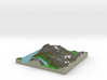 Terrafab generated model Tue Feb 04 2014 21:19:51 3d printed