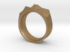 Triangulated Ring - 19mm 3d printed