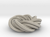 Baby You And Me, We've Got A Groovy Kind Of Knot 3d printed