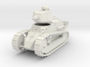 PV10A M1917 Six Ton Tank (Marlin MG) (28mm) 3d printed