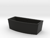 1:39 Scale Model - Bath Tub 04 3d printed