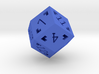 Rhombic 12 Sided Die - Regular 3d printed