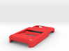 Tank iphone5 Opener case w/3CC and 1ID holder 3d printed
