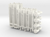 WIA Articulated Car Carrier Shell (N Scale) 3d printed