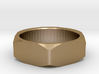 Nut Ring Size 10 3d printed
