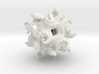 Modified Quaternion IFS 3D Fractal 3d printed