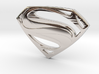 Man Of Steel - Double Sided 3d printed