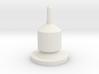 1/10 Scale Wilson 5000 Magnetic CB Antenna Base 3d printed