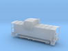 Caboose - Riding Platform - Zscale 3d printed