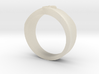 Wedding Ring R02 3d printed