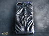 Prometheus iPhone Case 3d printed Special Edition Silver Version.