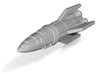 IPF Kestrel Fighter Rocket 3d printed