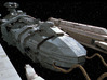 Roger Young Starship troopers 100mm 3d printed