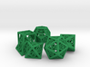 Deathly Hallows Dice Set noD00 3d printed