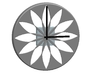 Hillbarn 2012 Crop Circle Clock 3d printed