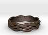 Braided Ring 6 L½ (other sizes available) 3d printed