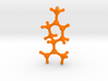 L-Limonene Christmas Tree Decoration Ornament Smal 3d printed
