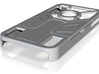 TriStand - iPhone Case with 3 Built In Stands 3d printed