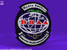 bsaa logo (Scalable) 3d printed