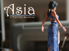 Asia 3d printed Asia