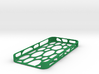 iPhone 5 / 5s Voronoi Case #3 3d printed