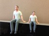 Hey Girl, I'm 3D Printed Ryan Gosling 3d printed