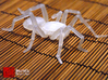 Articulated Spider (Lycosa erythrognata.) 3d printed
