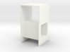 Cubed 1:12 scale Side Table 3d printed