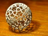 Islamic star ball with 6-pointed stars 3d printed