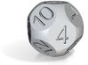 D14 Sphere Dice 3d printed