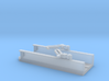 SCHWIMMDOCK B, FLOATING DOCK B 1/2400 3d printed