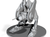 Small BiPed Walker Unit with armourments 3d printed