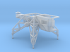 018A LLTV - Lunar Landing Training Vehicle - 1/144 3d printed