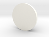 PEUGEOT 206 BUTTON 3d printed