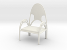 Chair No. 42 in White Strong & Flexible