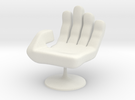 Chair No. 15 in White Strong & Flexible