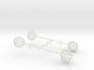 Nanocar (mini version) in White Strong & Flexible