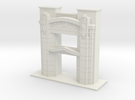 1/96 SCALE ROCKFORD CABINET COMPANY ENTRY in White Strong & Flexible