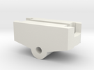 IKEA Vaatwasser BEHJALPLIG glijscharnier / hinge in White Strong & Flexible