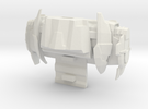 Legion - 004 Back - 01 Drone Synthesis Projector in White Strong & Flexible