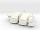 Flame-O Parts (sodawilly) in White Strong & Flexible Polished