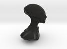 Homo Capensis Alien Bust in Black Strong & Flexible