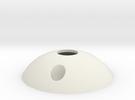Weel Cap in White Strong & Flexible