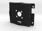 Case Holder - Model 2014b - pegdownracing version in Black Strong & Flexible