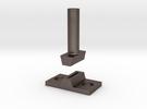 9mmm Miniature Louvre Die Set in Stainless Steel